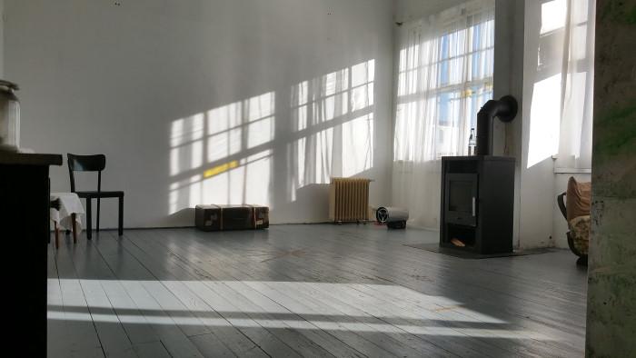 Offenes Training im Atelier Zwischen den Gleisen