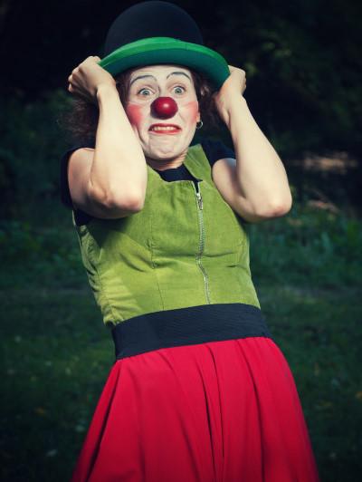 Clown Tine Florine